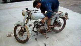 Barritteri...una moto storica la