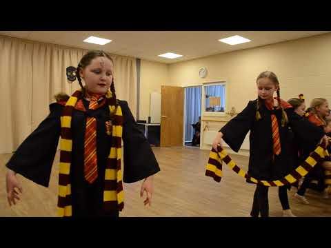 Harry Potter Workshop at En Pointe Dance Studios