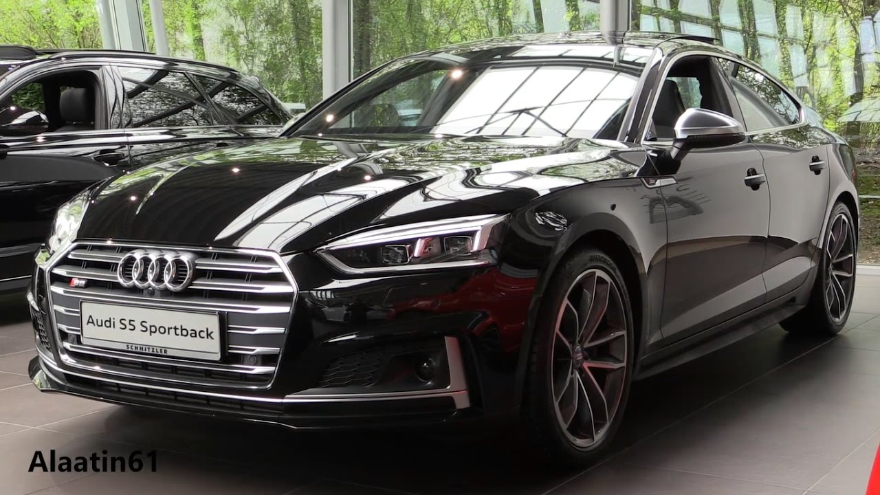 audi s5 sportback 2018 new facelift in depth review. Black Bedroom Furniture Sets. Home Design Ideas