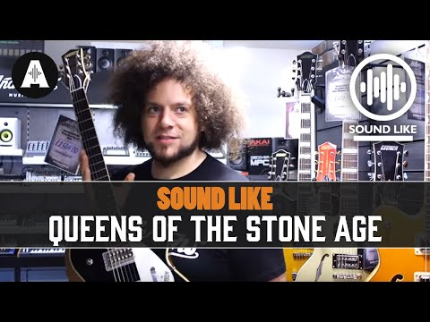 Sound Like Queens Of The Stone Age | BY Busting The Bank