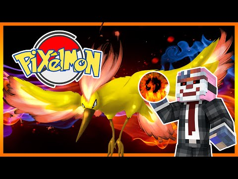 ORB OF FIERY SOULS, ELITE 4 ISLAND AND MORE!! Crew Pixelmon