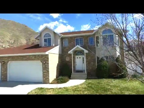 Video Tour of 417 S 1680 E Springville Utah 84663