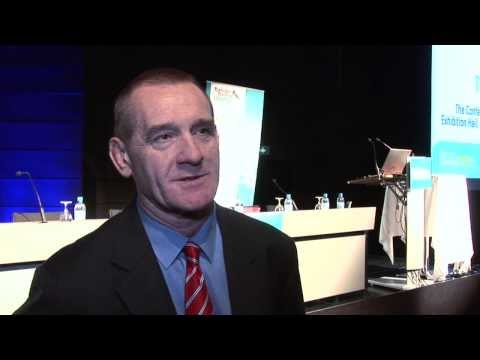 Conference Interview - Peter Moore, Dubai Airports, United Arab Emirates