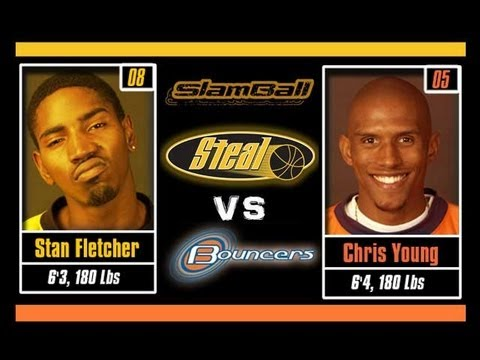 SlamBall Series 1 - Steal vs Bouncers [FULL GAME]