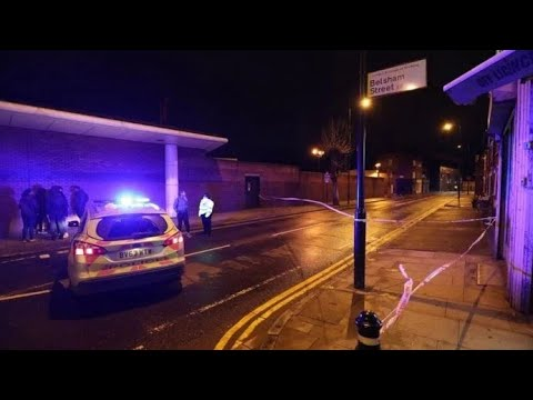 Man Stabbed To Death Link St Hackney