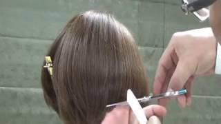 2017流行髮型弧度剪髮