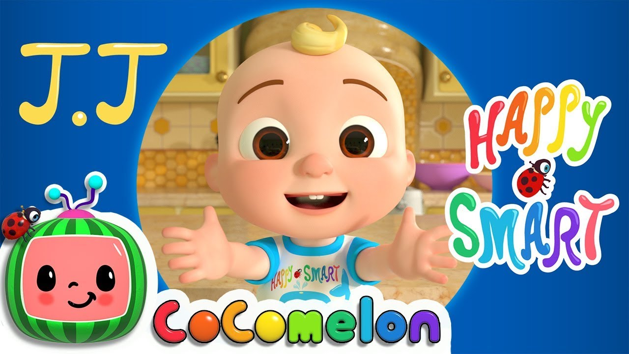 JJ Song | CoCoMelon Nursery Rhymes & Kids Songs