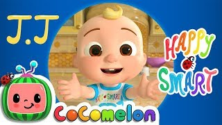 Gambar cover JJ Song | CoCoMelon Nursery Rhymes & Kids Songs