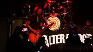 Alter Bridge Island of Fools Live HD HQ Audio!!! The Sherman Theater