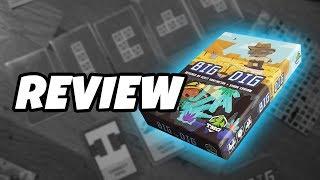 Review   BIG DIG   Tasty Minstrel Games