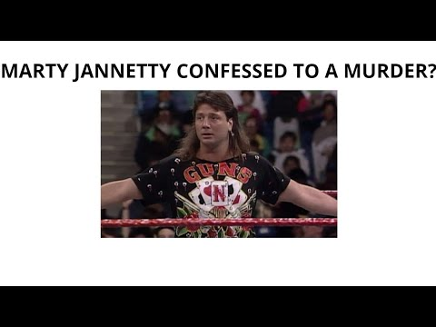 Did Marty Jannetty confess to a murder? Former WWF wrestler ...