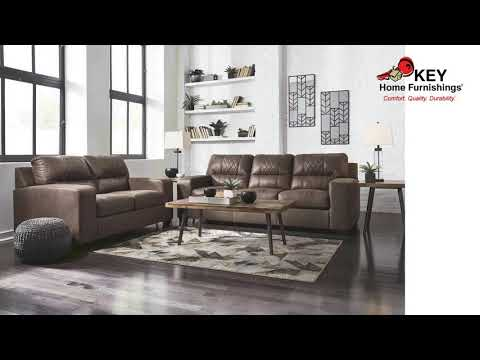 Ashley Narzole Sofa 7440238 Key Home Youtube