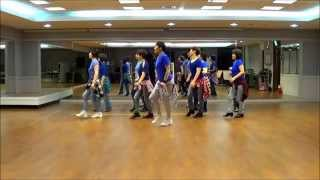 Bus Stop Line Dance(Absolute Beginner Level)