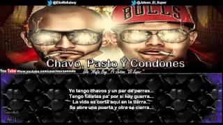 Chavo, Pasto Y Condones (Remix) (Letra) - Elio ''Mafia Boy'' Ft Jetson ''El Super'' thumbnail