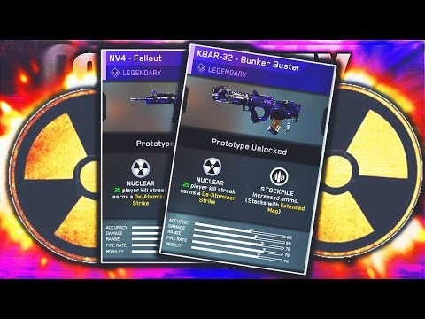 5 DE-ATOMIZER STRIKES On Infinite Warfare! Best Weapon Class Setups To Get A Nuclear! (COD IW)