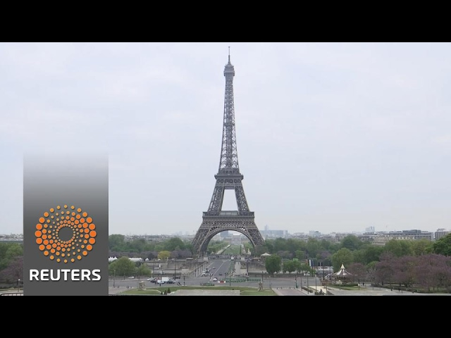 France prepares to elect new president