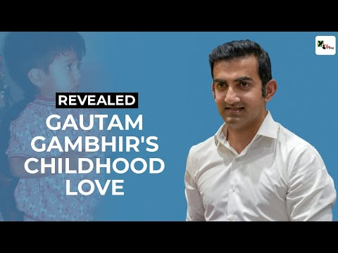 REVEALED: Do you know about Gautam Gambhir's 'childhood ...