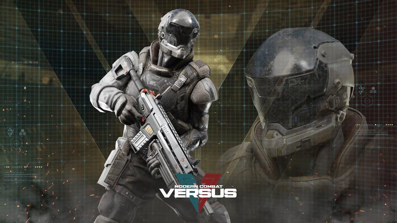 Modern Combat Versus: Domino Cub in Domino Battle Pass