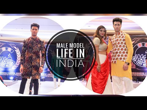Male Model Life In India - Hyderabad Modelling Event