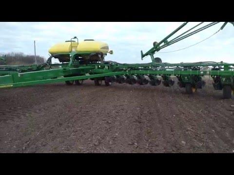 2016 Minnesota Corn Planting