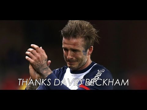 David Beckham - I'm Coming Home | Best Goals Ever | HD