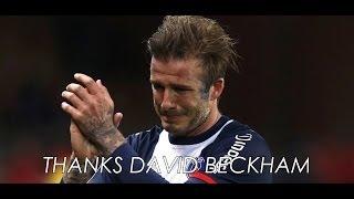David Beckham - I