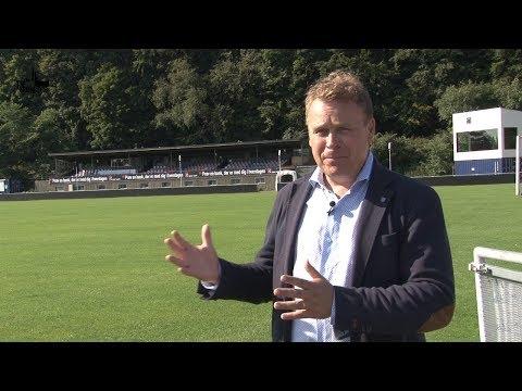 TV SPOT - Helsingør Stadion og Janus Kyhl