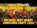 Mickey's Once Upon A Christmastime Parade | Walt Disney World Resort