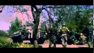Война видео Украина АТО Жестокие уличные бои в Иловайске