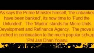 Pradhan Mantri Mudra Bank Yojana Loan Details