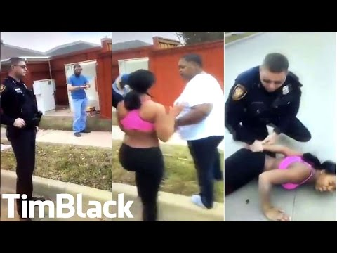 Horrible Police Conduct In Fort Worth Texas Sparks Protests | #CWTB