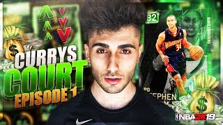 CURRYS COURT iS BACK iN NBA 2K19 MYTEAM