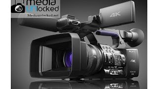My Thoughts on The Sony PXW-Z100 after 1 Month of Testing it Out