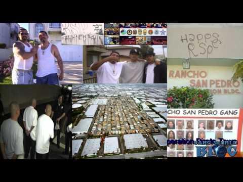 Rancho San Pedro RSP Gang History (San Pedro, Ca)
