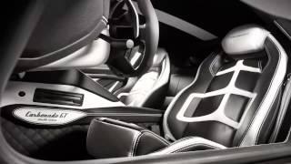 Mansory Lamborghini Aventador Carbonado GT Stealth Edition 2014