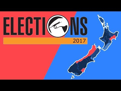 New Zealand Election Coverage/Results 2017