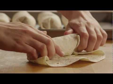 How to Make Sweet Potato Burritos   Allrecipes.com