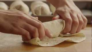 How To Make Sweet Potato Burritos
