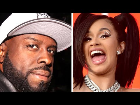 Funk Flex AIRS OUT Cardi B! She Doesn't Write SHE DOESNT MATTER?! Does Flex Have A POINT!?