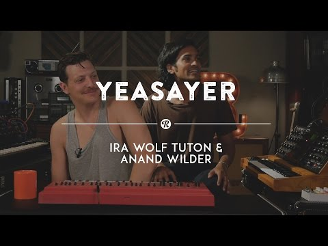 """Yeasayer's """"Uma"""" - From Demo to Record Using Korg MS-20 