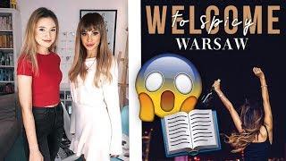 PATRYCJA STRZAŁKOWSKA o swojej pierwszej książce  WELCOME TO SPICY WARSAW