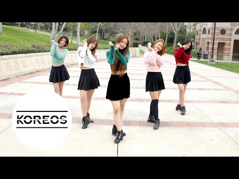 [Koreos] Red Velvet 레드벨벳 - Rookie Dance Cover (Female ver.)