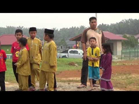 (Bhgn 1) SAMBUTAN AIDIL ADHA 1436H/ 2015M | SURAU RAUDHATUL JANNAH, TJM