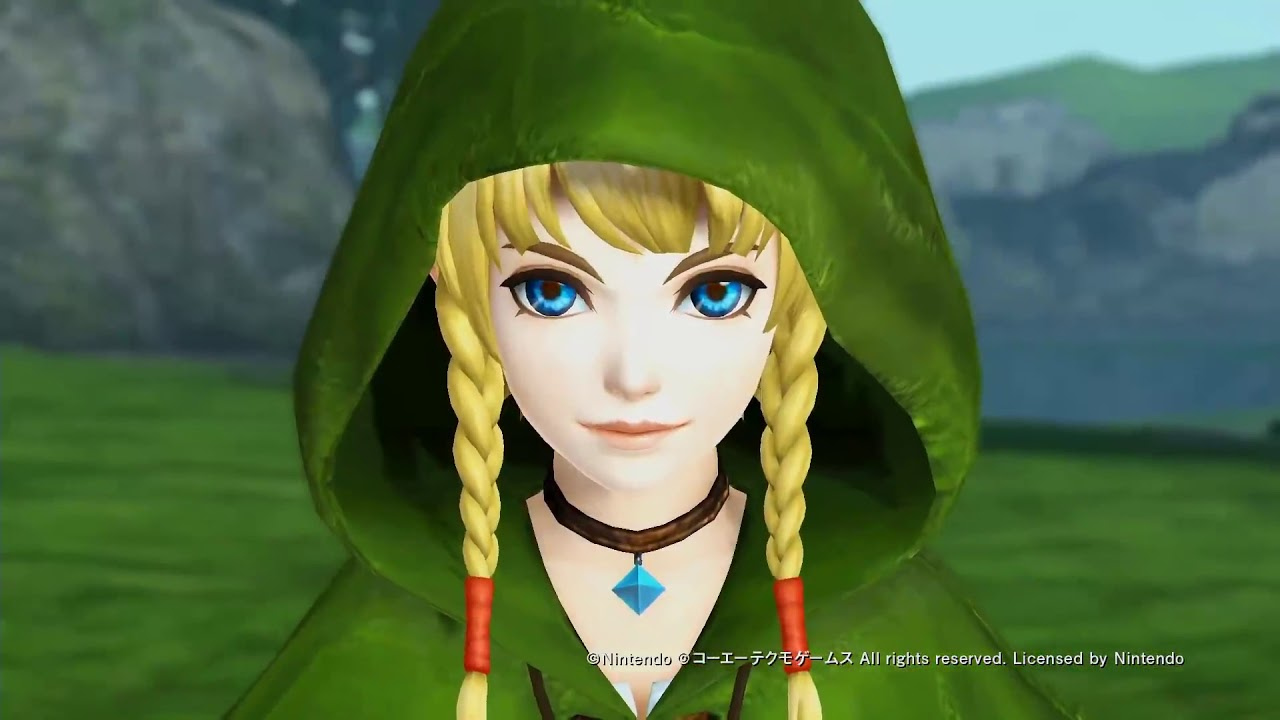 Hyrule Warriors Definitive Edition First Trailer Japan Youtube
