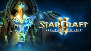 StarCraft 2 Legacy of the Void Original Game Soundtrack We Stand Ready