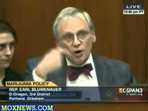 Senate Hearing: Drug Czar Refuses to say Meth more dangerous than Cannabis