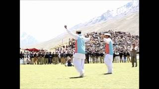 Chitrali dance at Shandur