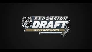 2017 NHL Expansion Draft - Round 3