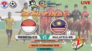 Jadwal Indonesia U18 Vs Malaysia U18 // Review Kedua Tim Semifinal ASFC U18 2019