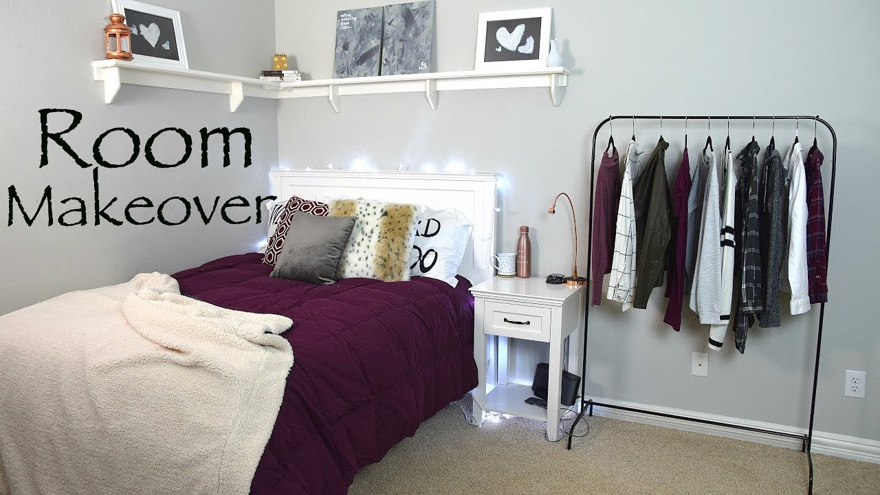 Fall Bedroom Makeover! How To Decorate For Autumn + DIYu0027s
